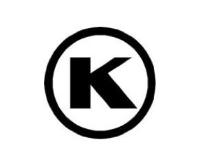 showing label k