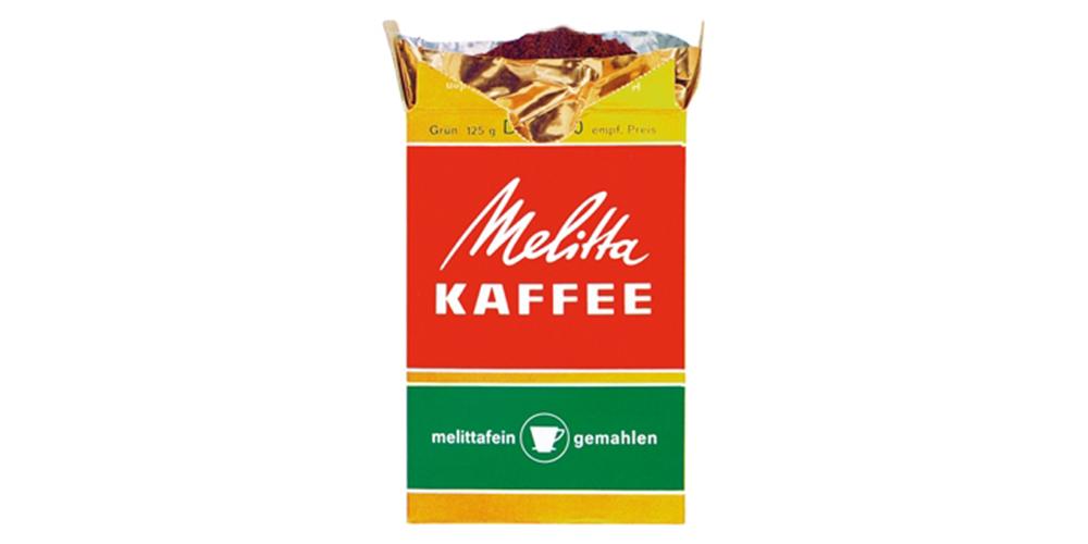Showing coffee packaging