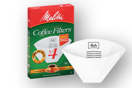 Melitta USA Launches Coffee Filters With New Measure Markings™