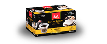 Melitta Debuts Latest in Single-Serve Coffee