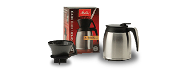 Melitta Thermal Pour-Over Coffeemaker