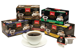 Melitta USA Launches Keurig® 2.0® Compatible Single-Serve Coffee